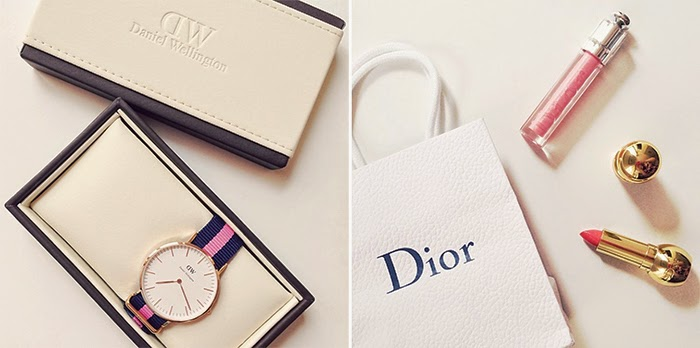 Summer in Paris Photo Diary - Daniel Wellington and Dior