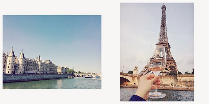 Summer in Paris Photo Diary - la vie en rose