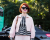 Pink Suit PFW SS15 Louis Vuitton Street Style by Ylenia Cuellar