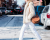 White look NYFW AW15 Street Style Ambitious Looks