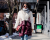 Fur jacket NYFW AW15 Street Style Ambitious Looks