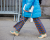 Printed pants NYFW Tommy Hilfiger AW15 Street Style Ambitious Looks