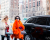 Daniela Von Wobeser and Gina Ortega NYFW Tommy Hilfiger AW15 Street Style Ambitious Looks