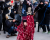 Star sweater NYFW Tommy Hilfiger AW15 Street Style Ambitious Looks