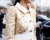 Golden embroidery Paris Couture Week AW15 Chanel Street Style Ambitious Looks