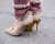 Araya Hargate heels Paris Couture Week AW15 Chanel Street Style Ambitious Looks