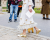 gold shoes Paris Couture Week AW15 Chanel Street Style Ambitious Looks