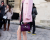 Pink tweed Paris Couture Week AW15 Chanel Street Style Ambitious Looks
