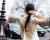 Golden coat Paris Couture Week AW15 Chanel Street Style Ambitious Looks