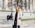 Red boots Paris Couture Week AW15 Chanel Street Style Ambitious Looks