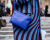 Blue bag Paris Couture Week AW15 Chanel Street Style Ambitious Looks