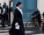 Fashion guest PCW Dior Haute Couture AW15 Street Style