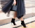 Black tulle skirt Elie Saab Couture AW15 Street Style Ambitious Looks