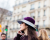 Maison Michel hat Elie Saab Couture AW15 Street Style Ambitious Looks