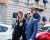 Veronika Heilbrunner and Justin O Shea Gucci AW15 MFW Street Style by Ambitious Looks