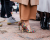 color block heels Gucci AW15 MFW Street Style by Ambitious Looks