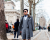 Bryan Boy Gucci AW15 MFW Street Style by Ambitious Looks