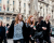 Models off duty Gucci AW15 MFW Street Style by Ambitious Looks