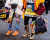 Kitschy Outfit details NYFW Jeremy Scott AW15 Street Style by Ambitious Looks
