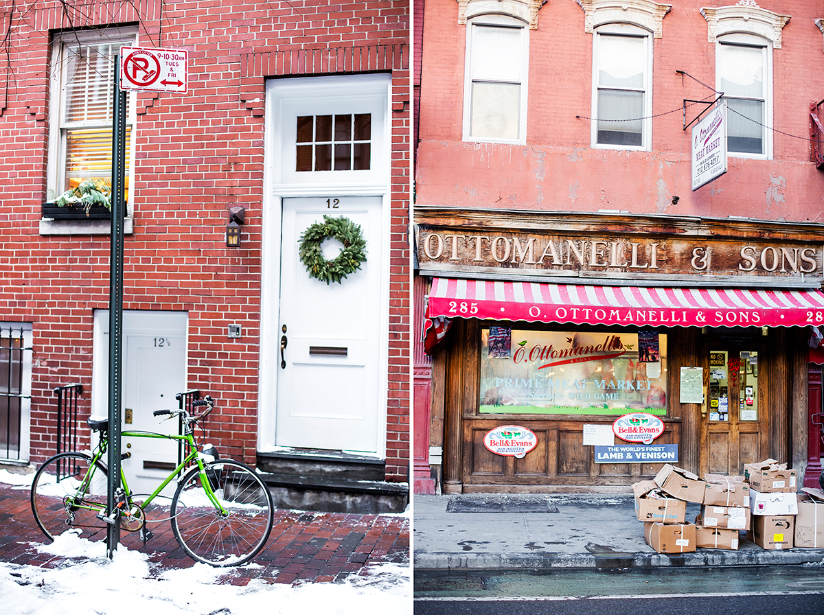 Pretty streets Photos of Winter in New York City february 2015