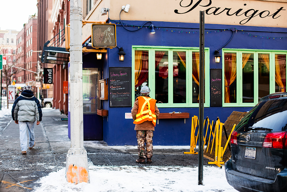 Colors of NY Photos of Winter in New York City february 2015