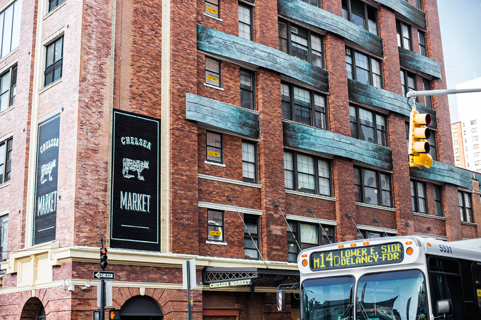 Chelsea Market Photos of Winter in New York City february 2015