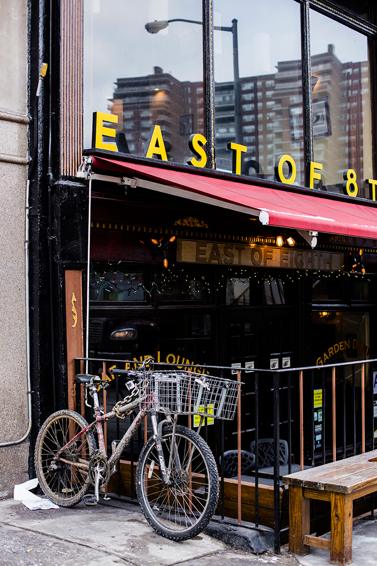 Beautiful photos of New York City February 2015 east of Eighth