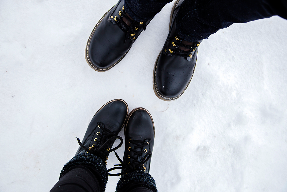 New York City february 2015 photo journal winter boots