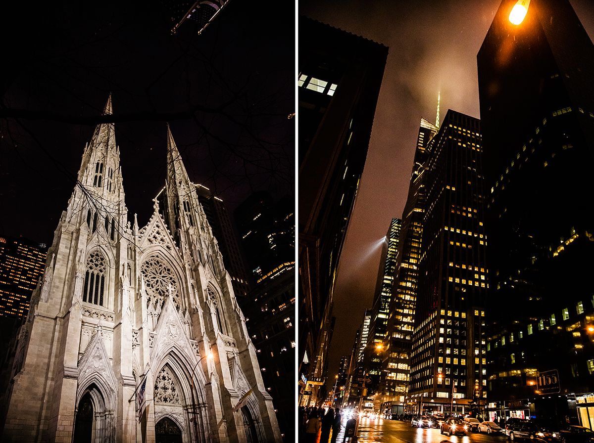 New York City february 2015 photo journal church
