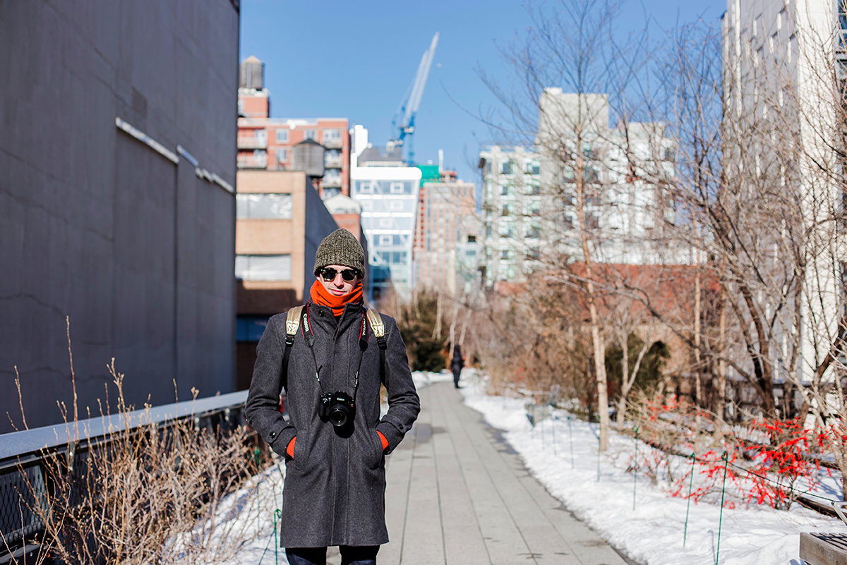 New York City february 2015 photo journal High Line