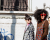 Susie Lau and Julia Sarr Marni AW15 Streety Style MFW by Ambitious Looks
