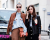 Clara Racz and Erika Boldrin MFW AW15 Street Style Dolce & Gabbana by Ambitious Looks
