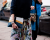 Printed skirt MFW AW15 Street Style Dolce & Gabbana by Ambitious Looks