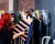 clothing Cedric Charlier AW15 Backstage photos by Ambitious Looks Paris Fashion Week
