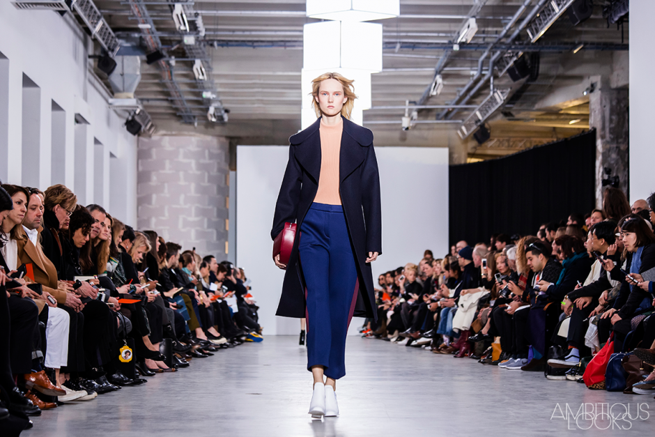 Harleth Kuusik Cedric Charlier AW15 Runway photos by Ambitious Looks Paris Fashion Week