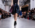 skirt Cedric Charlier AW15 Runway photos by Ambitious Looks Paris Fashion Week