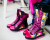 Manish Arora Game of Thrones AW15 Backstage PFW Ambitious Looks