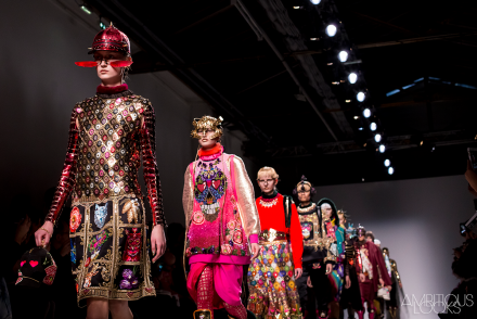 Manish Arora Game of Thrones AW15 Runway PFW Ambitious Looks