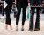 Black outfits Chanel AW15 Street Style by Ambitious Looks