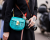 Teal Chloe bag Miu Miu Street Style in PFW AW15 by Ambitious Looks