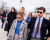 Olivia Palermo and Johannes Huebl at Valentino AW15 Street Style by Ambitious Looks PFW