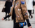 Butterfly bomber jacket at Valentino AW15 Street Style by Ambitious Looks PFW