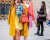 Color coats at Valentino AW15 Street Style by Ambitious Looks PFW