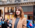 Jeanne Damas at Stella McCartney AW15 Street Style PFW by Ambitious Looks