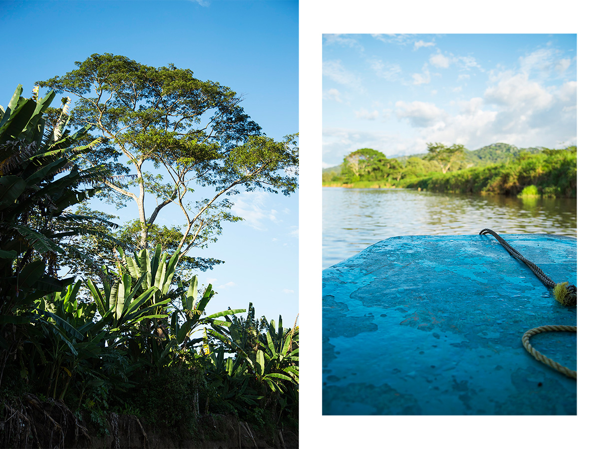Costa Rica Travel Guide and Photo Diary - Tarcoles River