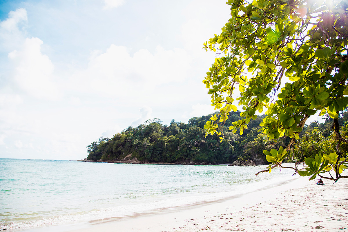 Costa Rica Travel Guide and Photo Diary - Park Manuel Antonio