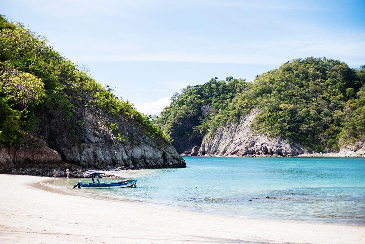Costa Rica Travel Guide and Photo Diary - Isla Tortuga