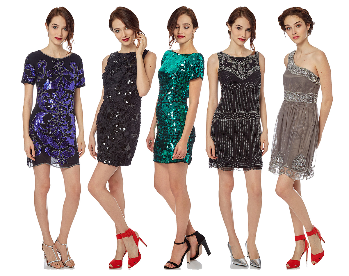 Party Dress selection by ShowroomPrive Dressing de Fete