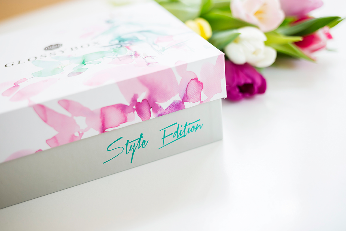 GlossyBox Style Editon April 2016 Product Review
