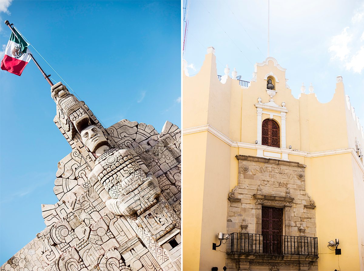 Visit Yucatan Photography of the enchanting city of Merida by Ylenia Cuellar Travel Blogger